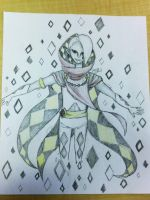Demon Lord Ghirahim by ninjadogs53