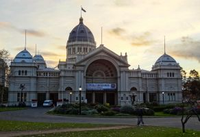 Royal Exhibition Building 2 by tessavance