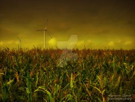 Windmills 2 by Alexandra35