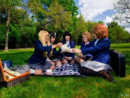 COS K-ON: Teatime by Mini-MiVi