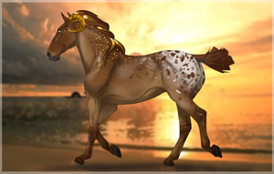 ES Golden Girl 509 by NorthEast-Stables
