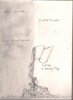 Like a Waving Flag by HastyMage