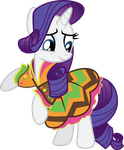 Rarity Fancy Dress by shaynelleLPS