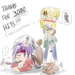 3000 Kiriban by shadrad