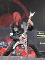 Arch Enemy at Sonisphere 1 by thehellpatrol
