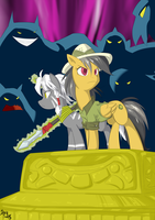 MLP:fim - Daring Do into another quest by BrainSucks