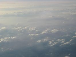 Plane clouds 08 by Party-Hat-Cat