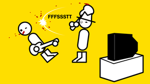 Zero Punctuation G Hero Rage by sinned2bsaved