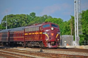 Pennsy Flyer by CSX5344