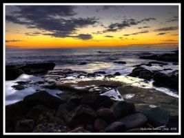 Wollongong Sunrise 2 by FireflyPhotosAust
