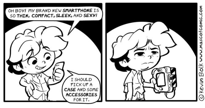 The Smartest of Phones by kevinbolk