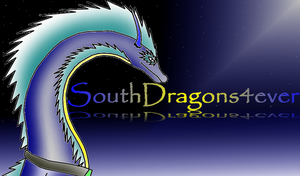 SouthDragons4ever logo by Ikro2009