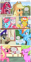 MLP: FiM - without Magic Page 103 by PerfectBlue97