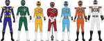 Additional Toqgers by Taiko554