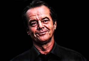 Jack Nicholson Again 2 by donvito62