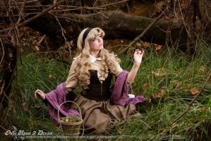 Briar Rose by ArtfulAnarchy