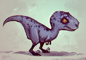 Raptor by moni158