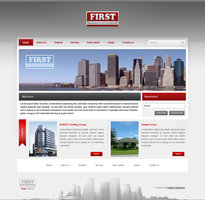First real estate by ABD-esign