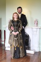 Victorian Couple 7 by Digimaree