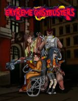 extreme ghostbusters by Moonlord2084