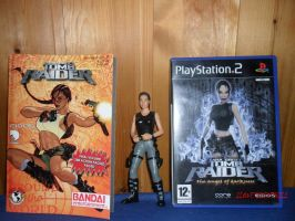 Tomb Raider COLLECTION.4 by ilovesilenthill