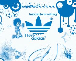 Luv Adidas by blueyez09
