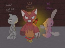 Malock Gang by lurils