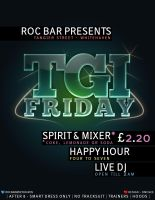 Roc Bar - TGI Friday by Concept-X