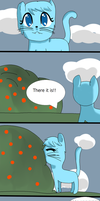 Legend Of Love And Blue Page 7 by StrawberryKittySwirl