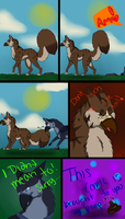 Comic-Tails!- by WolfxTracks