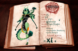 Xi Otherworlde character sheet by RawrSexyKitty