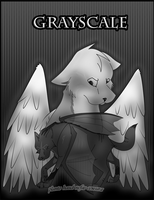 Grayscale Cover by Sharubii