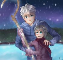 Frost family - [Commission] by Enoris
