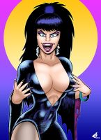 Elvira by curtsibling