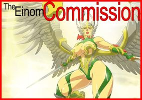 commission OPEN 07 by Einom