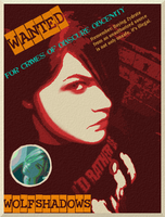 Repo Wanted Poster by Megophone