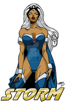 Storm COLORED 2016 by LucasAckerman