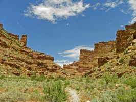 Daddy Canyon by Synaptica