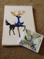 Xerneas by EvilFairy14