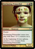 Everlasting Primordial by WoodenOx