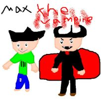 Role Play Character: Max by Hannah-Needle
