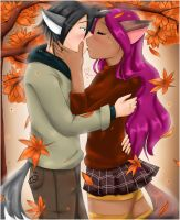 I will love you forever by konekochan777