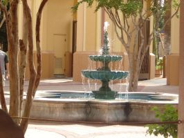 Universal Fountain Stock by coldstock