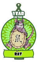 Year of the Rat by ElementJax