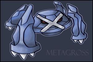 Metagross - finished by fairelamoue