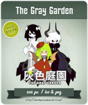 The Gray Garden - RPG Icon by Darklephise