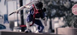 Strider Hiryu: Hunting the Grandmaster by effektdmentality