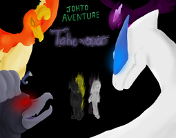 Johto Adventures~ Take-over :Cover: by loppy1352