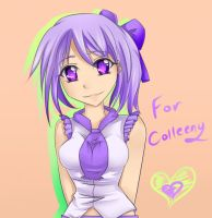 Vocaloid E.V.E by Treacly