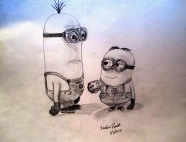 Minions by loner13